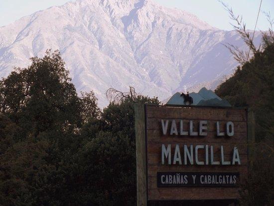 San Fernando, Chile: La entrada principal