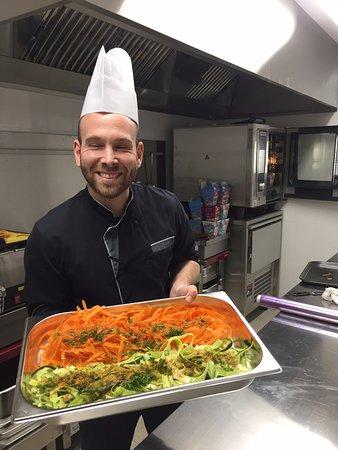 Eysines, فرنسا: Le chef 