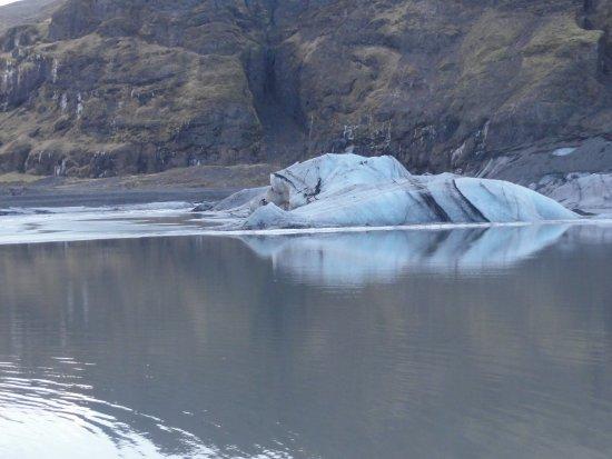 Hofn, ไอซ์แลนด์: reflets