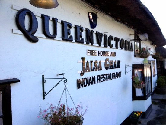 Great Dunmow, UK: JALSA GHAR AND QUEEN VICTORIA