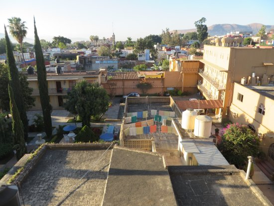 Holiday Inn Express Centro Historico Oaxaca: Morning view from my window