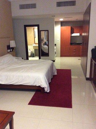 Star Metro Deira Hotel Apartments Foto