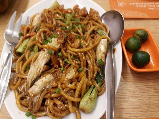Cainta, Filipinas: Flavours of China