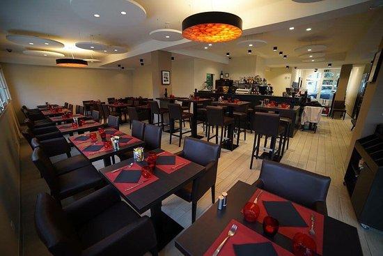 Plan Les Ouates, Suisse : Niklaus Steakhouse
