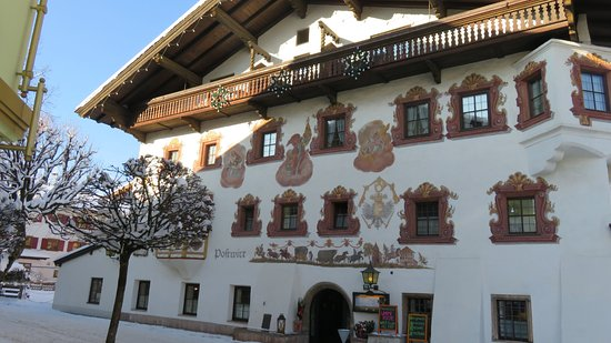 Postwirt: The old part of the hotel