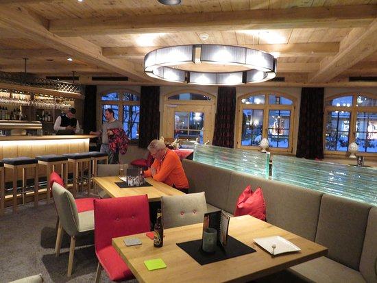 Postwirt: The hotel bar