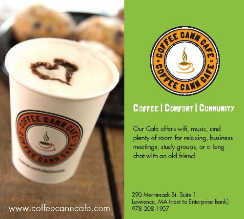 Lawrence, MA: Striving to provide the perfect cup of coffee, along with fresh breakfast and lunch sandwi