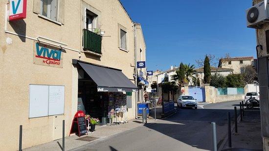 Vic-la-Gardiole, فرنسا: Vic Cafe
