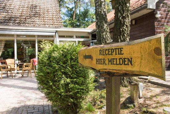 Beekbergen, Países Baixos: entree receptie