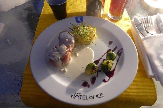 Ice Hotel Romania Photo