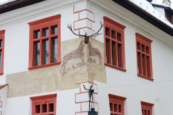 Ice Hotel Romania: Sighișoara