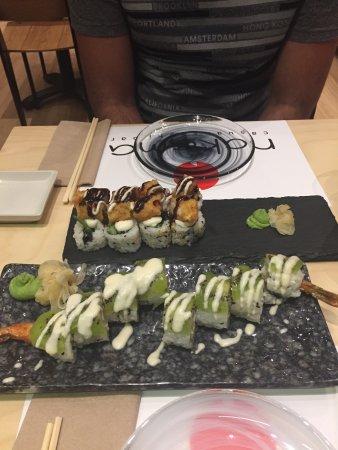 Nea Smirni, Greece: Nakama Casual Sushi Bar