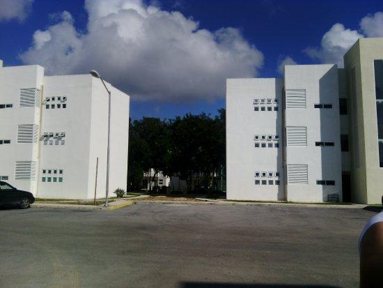 PlayaKas: asi luce la fachada de los departamentos