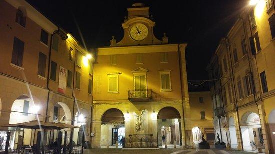 Palazzo Cattini (o dell'Orologio)