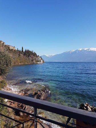 """Villa Cappellina: Vista incantevole dalla terrazza della """"suite"""""""
