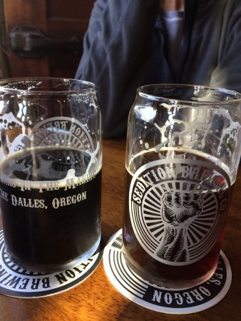 The Dalles, OR: Sedition Brewing Co.