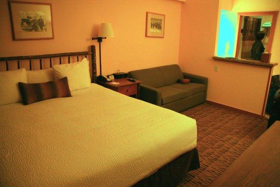 Stonebridge Inn, A Destination Hotel: Standard room