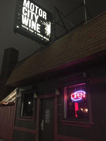 Motor City Wine