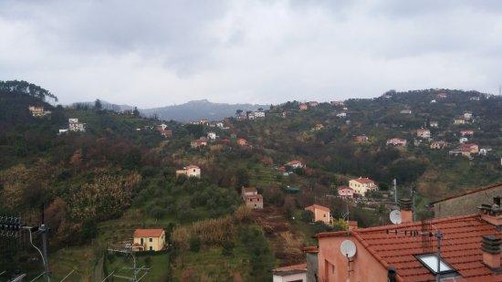 Arcola, Italia: Panorama dal borgo