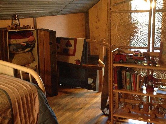 Marble Falls, Техас: Firehouse loft