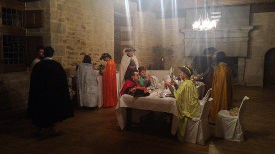 Chateau de Kergroadez: P_20170217_230708_large.jpg