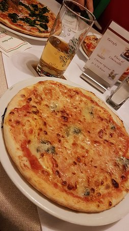 Regen, Allemagne : Beste Pizza!