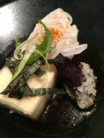 KIBOUsushi : Agedashi Tofu - customer favourite FEB 2017