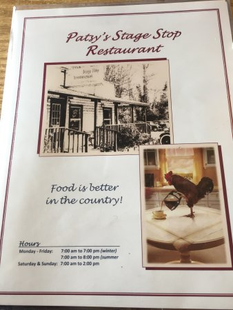 Springfield, OR: Great Menu and Great prices