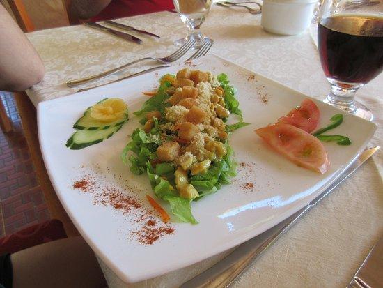 Barbacoa: Salad