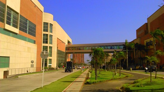 Centro Comercial Buenavista: Otra vista del CC Buenavista.