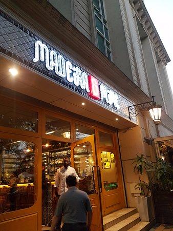 Madeira & Mime