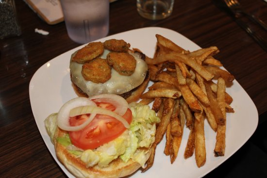 Petersburg, VA: Burgers are our staple menu item, try one today!