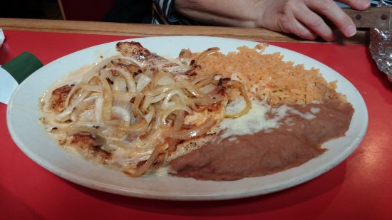 Warner Robins, GA: Burrito