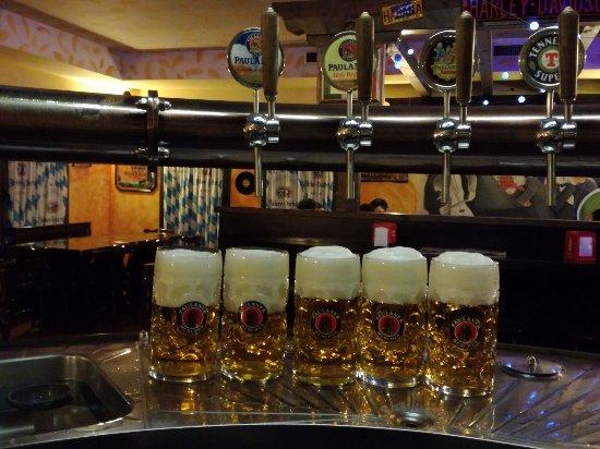 Birreria Pisani: Birra a go go