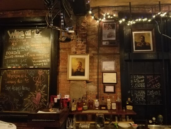 Salisbury, MD: The Brick Room
