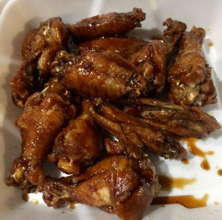 Walterboro, Güney Carolina: Teriyaki Wings
