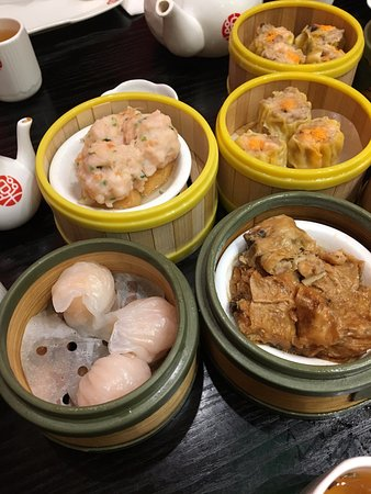 Fort Lee, NJ: Shrimp Ball and more Har Gow
