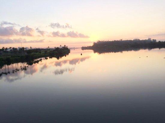 Gia river - Hai Phong city