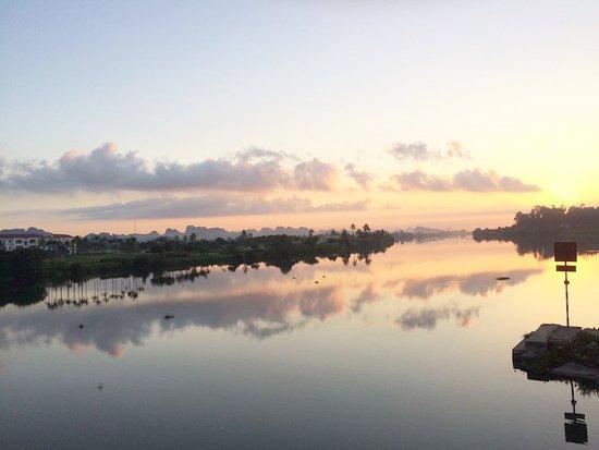 Hai Phong, Vietnam: Sông Giá - Hải Phòng