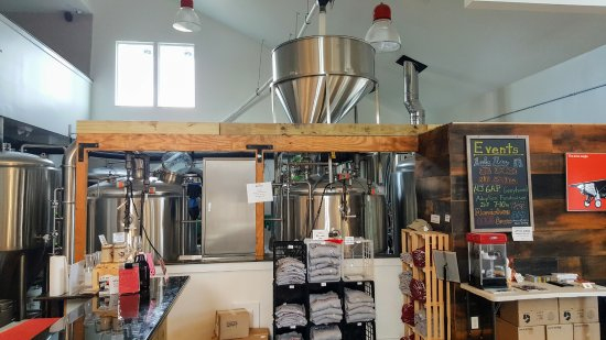 Φλέμινγκτον, Νιού Τζέρσεϊ: Lone Eagle Brewing