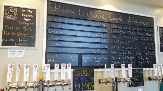 Flemington, Nueva Jersey: Lone Eagle Brewing