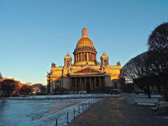 Northwestern District, Russia: St. Isaac Cathedral