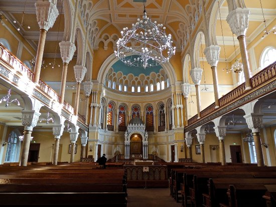 Northwestern District, Russia: Grand Choral Synagogue