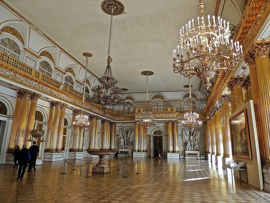 Northwestern District, Russia: Winter Palace