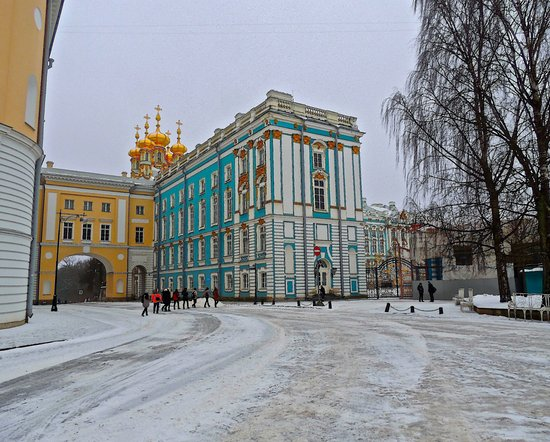 Russia Nord-Occidentale, Russia: Catherine's Palace