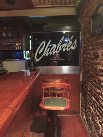 Chabres Bar