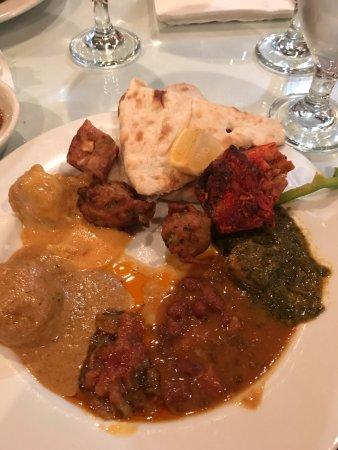 Norcross, GA: meal
