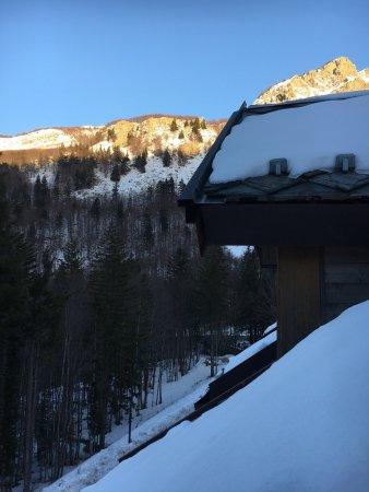 Abetone, Italia: Vista camera