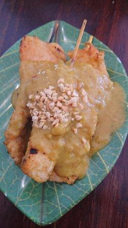 Indochina Thai Restaurant: chicken satays
