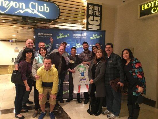 Mike Hammer - Comedy & Magic Show : photo0.jpg